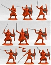 Ancient Thracian Light Infantry