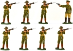 Australian Infantry-Gallipoli 1915 - only 1 left!