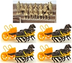 Roman Spectators and Chariot Special