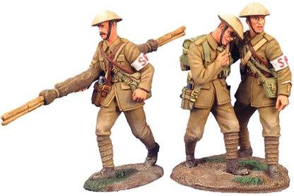 1916 British Infantry Stretcher Bearer Set No.1