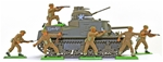 Deetail WWII British Bundle #2 - Lee Tank Squad