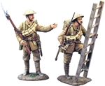 1916 British Infantry Ladder Set No.1