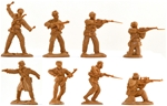 Korean War Chinese Infantry