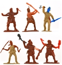 Eastern Woodland Indians - Action Poses