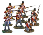 British Infantry in Square