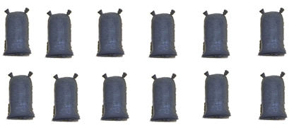 Herald Feed Sacks - set of 12