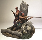 Woodland Indian Standing Firing #1 - PRE-ORDER