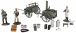 German 1908 Field Kitchen Limber Set - PRE-ORDER