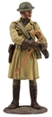 U.S. Officer in Trench Coat 1917-18 - PRE-ORDER