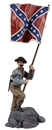 C.S.A. 15th Alabama Flagbearer - PRE-ORDER