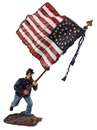 Federal 20th Maine Flagbearer - PRE-ORDER