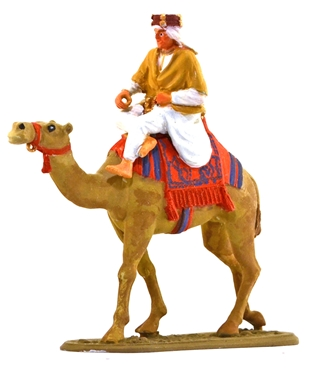 Mounted Lawrence of Arabia - 1917