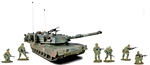 U S Army Iraq Bundle #1 with Abrams Tank
