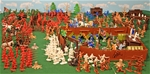 Deluxe American Revolution Playset - APRIL SALE!