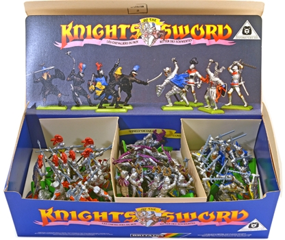 Deetail Knights - 1st Series 2nd Vers Counterpack