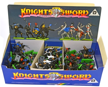 Deetail Dismounted Storm Knights - Counterpack