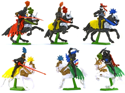 Deetail Mounted Storm Knights - 1st vers