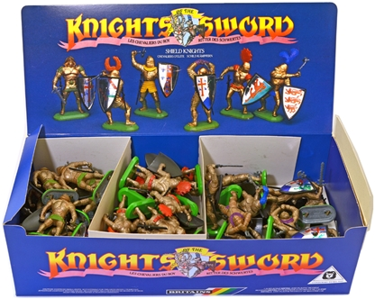 Golden Shield Knights - 1st version Counterpack