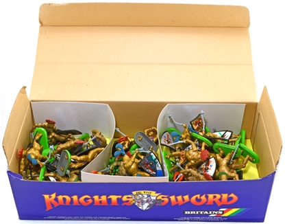 Golden Shield Knights - 2nd version Counterpack