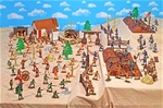 Supreme Painted American Revolution Playset - SALE