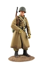 U.S.Airborne Inf in Overcoat, Winter #1 PRE-ORDER