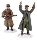 US Infantryman with German Prisoner PRE-ORDER