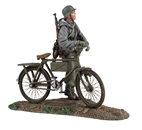 German Volkgrenadier Pushing Bicycle #1 PRE-ORDER