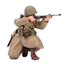 US 101st Airborne Overcoat with Carbine PRE-ORDER