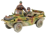 German Schwimmwagen & Crew, 12th SS - PRE-ORDER