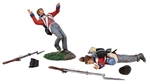 British 1st Foot Guard Casualty Set #1 - PRE-ORDER