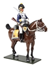 British 10th Light Dragoons Trooper Mtd  PRE-ORDER