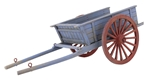 18th/19th Century Tumbril Cart No.1 - PRE-ORDER