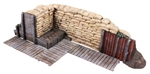 WWI/WWII Trench Section with Duckboards PRE-ORDER