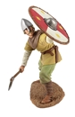 Viking Wearing Spangenhelm Defending PRE-ORDER