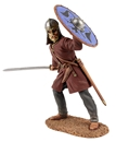 Viking in Gjermundbu Helmet with Sword  PRE-ORDER