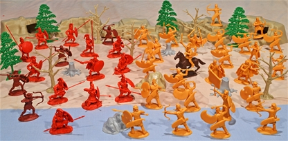 Deluxe Battle of Thermopylae Playset