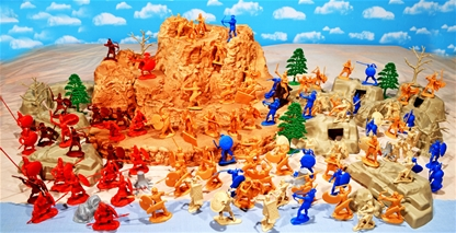 Supreme Battle of Thermopylae Playset