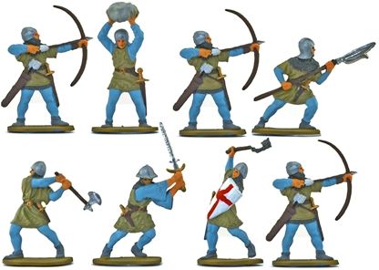 Freebooters - Fully Painted set C
