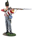 British 44th Foot Lt Co Standling Firing PRE-ORDER