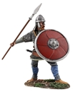Saxon Warrior Shield Wall Defender No.2