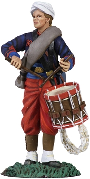 114th Pa Zouave Drummer in Turban No.1