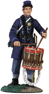 Union Infantry Side Drummer No.1