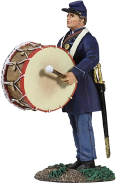 Union Infantry Bass Drummer No.1