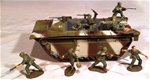 BMC - TSSD WWII U.S.M.C. Bundle - 1 set remains