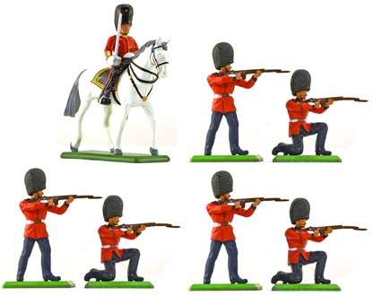 Scots Guards Firing Line Bundle