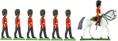 Scots Guards On the March Bundle