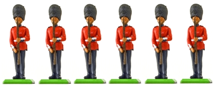 Deetail 1st Version Scots Guards Presenting Arms