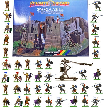 Deetail Medieval Castle Assault - only 2 remain