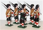 Sutherland Highlanders - Lucknow - 1857 - Star set