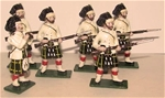The Gordon Highlanders - 1857 - Star set